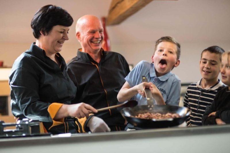 cours de cuisine enfant vosges